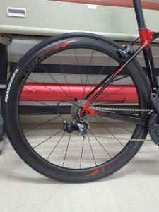 Bicycle Giant Wheel Decal
