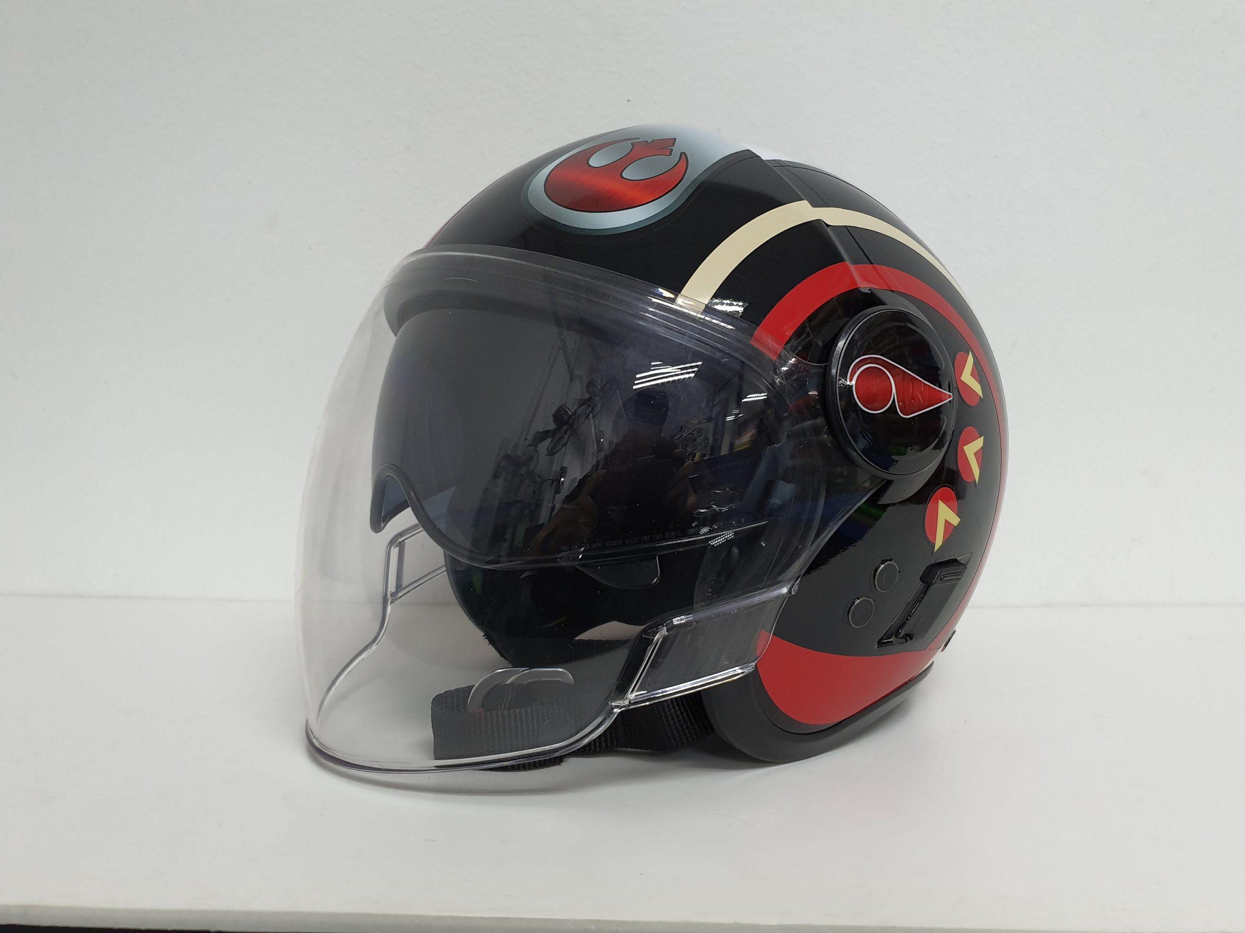 Starwars X-Wing Fighter Helmet Design