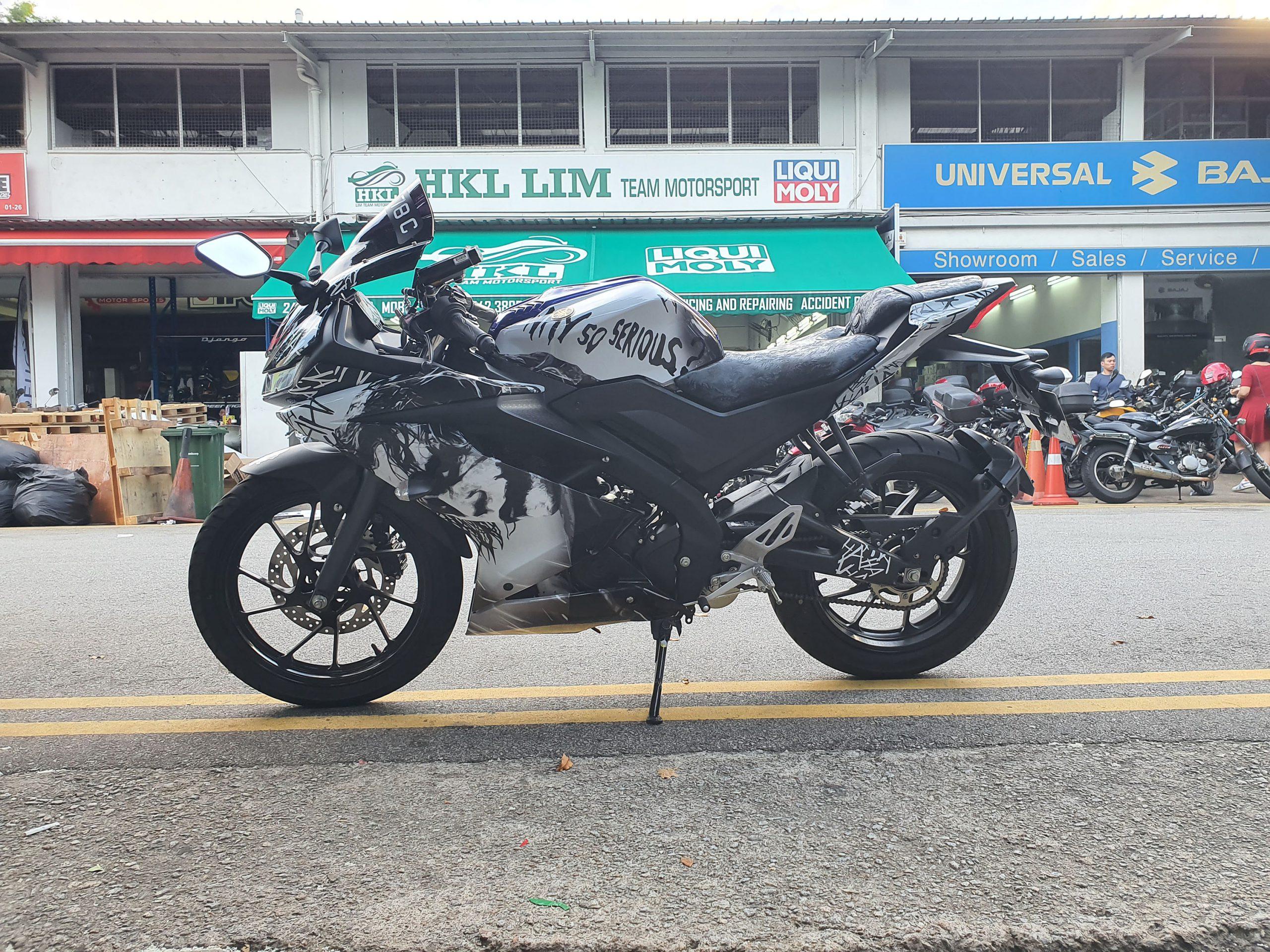 Joker Yamaha R15-V3