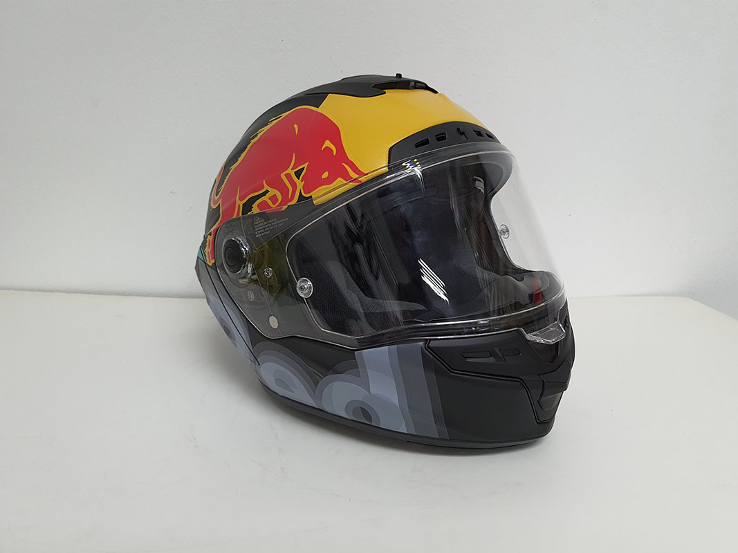 Bell Star Series Redbull Design