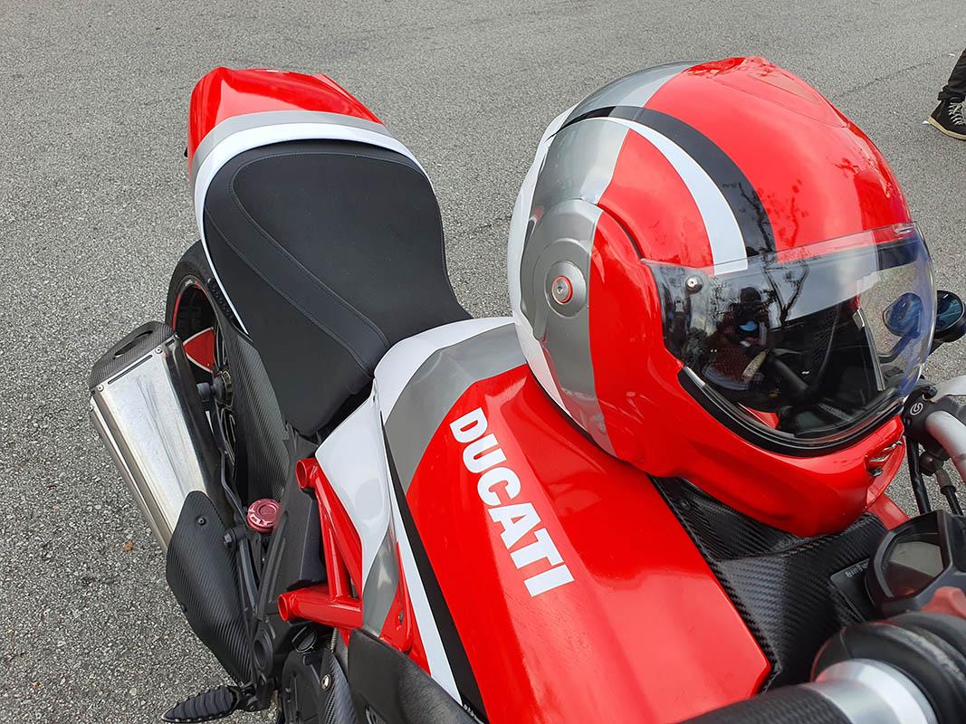 Ducati Diavel GP Design